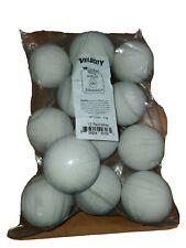 Velocity 12 Pack Of White Lacrosse Balls NOCSAE Certified