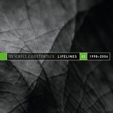 IN STRICT CONFIDENCE Lifelines Vol.2 (1998–2004) CD 2014