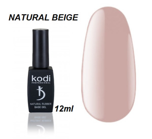 Kodi Rubber Base Coat, Matte Top 8, 12 ,14, 30 ml. Nail Fresher, Gel, No Sticky