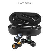 Ear Tips Memory Foam For Jabra Elite 65t Samsung Gear IconX Galaxy Buds Earphone