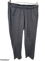 Nike Therma Fit Joggers Training Sweatpants Gray Pockets Mens Large 620335-032 *
