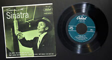 FRANK SINATRA SESSION WITH SINATRA NMINT VINYL 1950s EP Lp