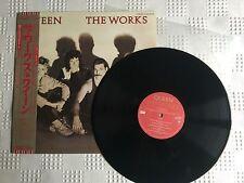 Queen  The Works  Original Japanese (Edición Japonesa)  Vinyl Vinilo LP