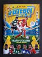 Panini Futebol 2019/20 Portugal EMPTY ALBUM + ALL STICKERS  Ronaldo Felix MINT