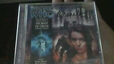 Doctor Who  THE BEAST OF ORLOK ( Audiobook ) Signed autograph ALISON THEA - SCOT