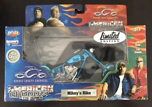 OCC ORANGE COUNTY CHOPPERS DIE-CAST MIKEY'S BIKE 1/18 SCALE MOTORCYCLE LIMITED