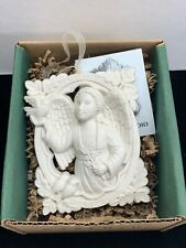 Carruth Studios 2003�Celebrate Life�Porcelain Ornament New in Box *Rare Made Usa