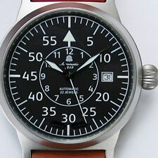 German Military Automatic Obersver watch DATE A1143