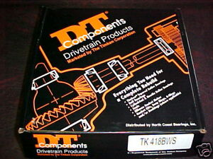 TK 418BWS Trans Kit for Toyota C52 and C59 Trans
