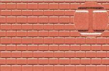 Slaters Embossed Plastikard No.0425 4mm Roofing Tile.