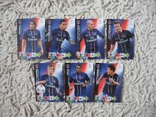 PANINI ADRENALYN XL CHAMPIONS LEAGUE 2012/13  PSG  base set update