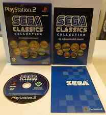 Console Gioco Game SONY Playstation 2 PS2 PSX2 PAL - SEGA CLASSICS COLLECTION -