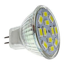 MR11 LED 6-SMD5050 2997K 10-30VDC 1W Warm White