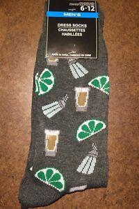 Men's Shots, Lime, Salt Socks