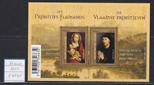 France 2010 F 4525 ** feuille Primitifs flamands Tableaux Roger de Le Pasture