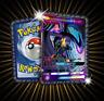 Shadow Lugia and Mega Shadow Mewtwo GX Tag Team Pokemon Card in Holo
