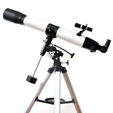 Visionking 80 mm Refractor Astronomical Telescope 900 Star Planet Eq Mount