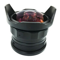 Focal Length 7.5mm F2.8 APS-C Manual Fisheye Lens for Fujifilm Fuji X Mount
