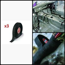 Rubberized Adhesive Electrical Wiring Cable Looms Cloth Fabric Harness Tool Tape