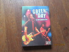 DVD MUSIQUE GREEN DAY la retrospective 3 dvd live rarities dookie NEUF FILM
