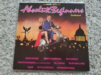 David Bowie/ Sade & others - Absolute beginners Soundtrack Vinyl LP