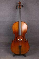 yinfente*4/4 Electric accoustic cello spruce+maple handmade Ebony part#EC1