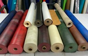 Leatherette per Meter Width 140 cm High Quality Fabric.