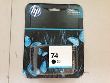 HP Ink Cartridge 74 Black, CB335WN