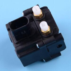 Suspension pneumatique Electrovanne Bloc pour BMW 5 &7 Série 4722555610