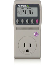 NEW P3 Kill-A-Watt EZ Power Monitor - Appliance Electricity Usage Cost Meter