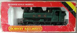 Hornby R051 GWR Panier Locomotive. Boxed TESTED