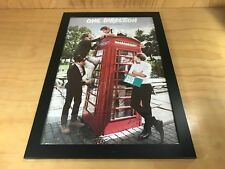 One Direction Take Me Home Autographed Poster w/ Certificate of Authenticity 1D