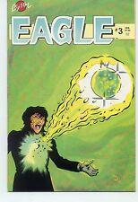 EAGLE (1986)  #3 Crystal Comics  VF/NM 9.0