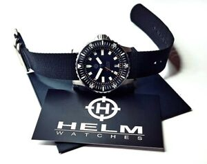 Helm Vanuatu Automatic 300m ISO Compliant Divers Watch Sapphire Crystal NH35