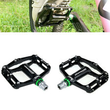 Mountain Bike Flat Pedal MTB Parts Bicycle Clip Board Magnesium Alloy Pedals