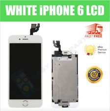 Reemplazo Digitalizador LCD COMPLETO IPHONE 6 pantalla OEM Genuino Blanco A1549