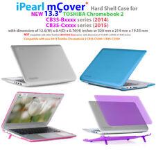 "NEW mCover® Hard Case for 13.3"" Toshiba Chromebook 2 CB35-Bxxx / CB35-Cxxx model"