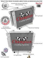 SubZero,Champion Mc2101 4 Row Radiator Will Cool Turbos, Nitrous, Superchargers.