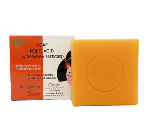 Genuine Kojic Acid Soap For a lighter and even Skin Tone, Skin lightening 100g