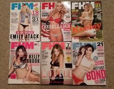 FHM UK 6 issues 2012