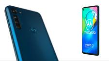 """Motorola Moto G8 Power 4GB 64GB 16MP 6.4"""" Dual Sim-Black, Blue Unlocked Aus Sel"""