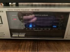 Technics SH-8044 Stereo Graphic Equalizer