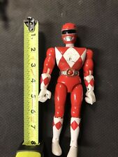 Power Rangers Original 8? Action Figure Toy Red Jason