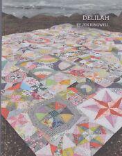 Delilah Jen Kingwell Designs Scrappy Quilt Pattern Booklet