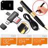 Class10 32-128GB Micro Memory Card Adapter Mini DVR Hidden Pen Camera Recorder