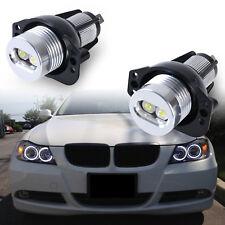 LED Angel Eye Halo Ring Marker Light Bulb 20W for BMW E90 E91 With Error Free