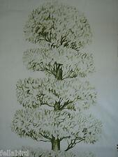 "Designers Guild Curtain Fabric ""linnaeus"" 3.4 Metres Moss 100 Cotton (340 Cm"