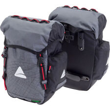 Axiom Seymour Oceanweave 22+ Bike Panniers Pair Saddlebags Commuter Bags Touring