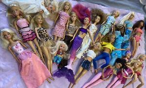 Huge Lot Barbies - mermaid, Tall, Petite, Fashionistas, Made to Move!