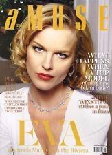 aMUSE Magazine,Eva Herzigova,,Jaime Winstone,Skunk Anansie SKIN,Portia Freeman